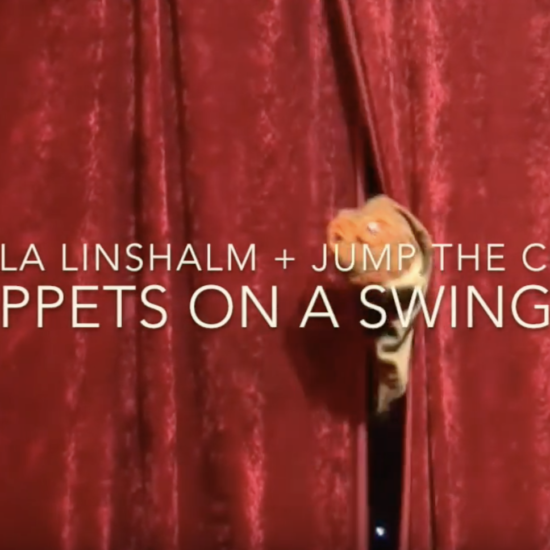Jump The Curb + Manuela Linshalm - Puppets On A Swing