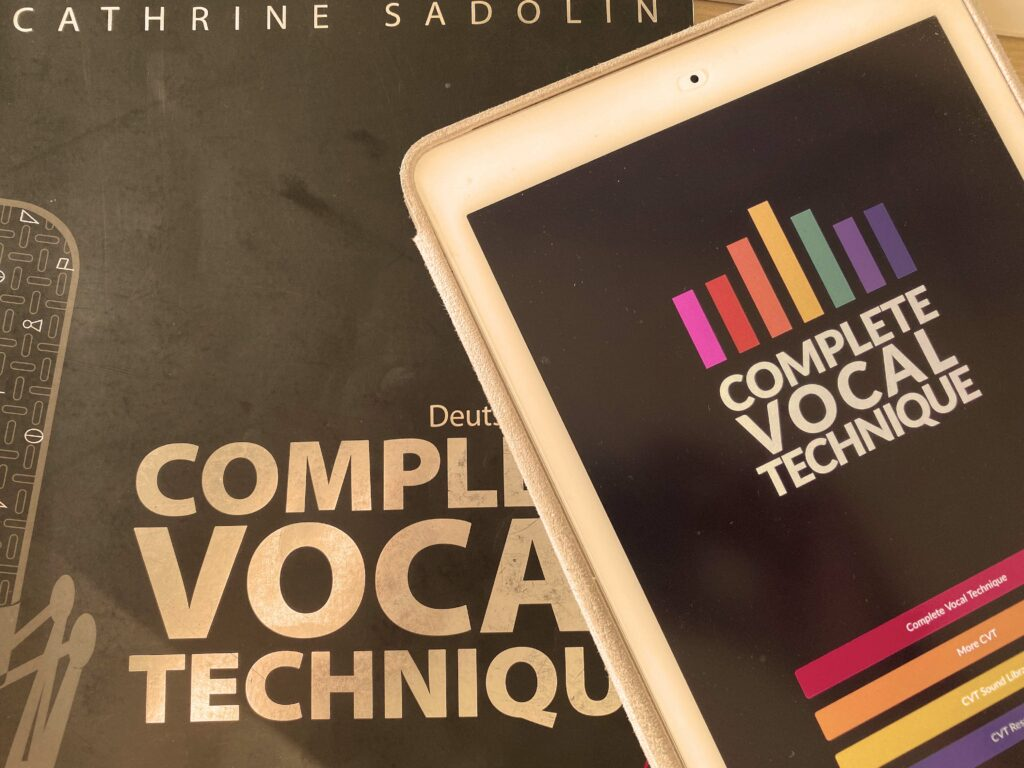 Complete Vocal Technique App - zu Hause Singen lernen - Tanja Lipp